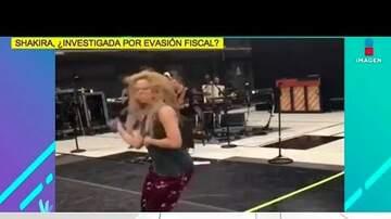 Lia - LEGAL: ¡Shakira Se Encuentra en Problemas!