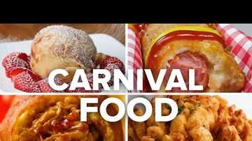 Nina Jackson - Recipes: 5 Deep-Fried Carnival Recipes
