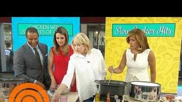 CT The Web Chick - Martha Stewart's Kitchen Hack For Peeling Garlic!