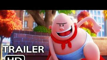 DragonCon - FIRST LOOK: Captain Underpants