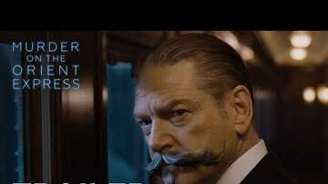 KEVIN AT THE MOVIES - Murder on the Orient Express Trailer
