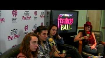 None - Greta Van Fleet Backstage With Scully Morning Show at Freakers' Ball 2017