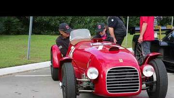 LBJ - Ferrari Cento Migila in NOLA Today