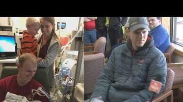 Edison - Secret Santa Gives $5,000 to Couple Who Lost Twin Daughter