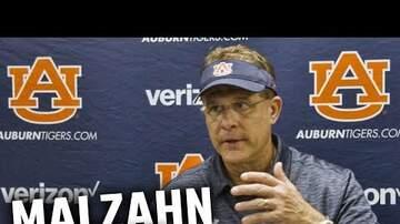 Auburn Sports Blog (36287) - Malzahn Arkansas Post-Game Presser