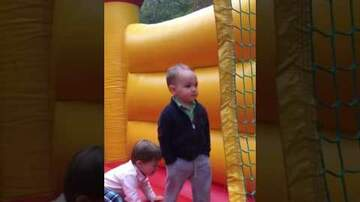 Alan Cox - Coolest Kid In The Bounce House