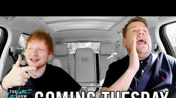 Randi West - The Ed Sheeran Carpool Karaoke is coming