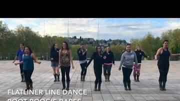 Abby Rae - Flatliner Line Dance