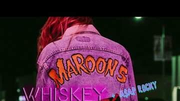 Cyndi - New Maroon 5 with A$AP Rocky
