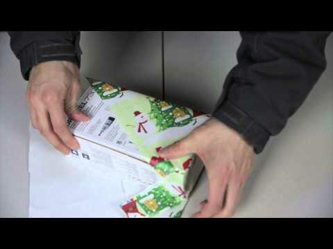 Japanese Method of Gift Wrapping Only Takes 15 Seconds!
