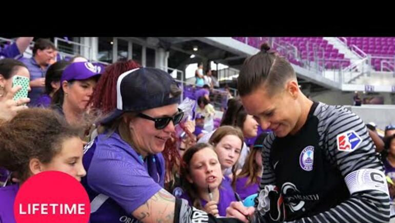 Podcast: Orlando Pride Goalkeeper Ashlyn Harris