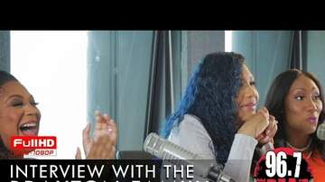 ET Cali Blog (58197) - Braxton Family Values Cast Interview with E.T. Cali