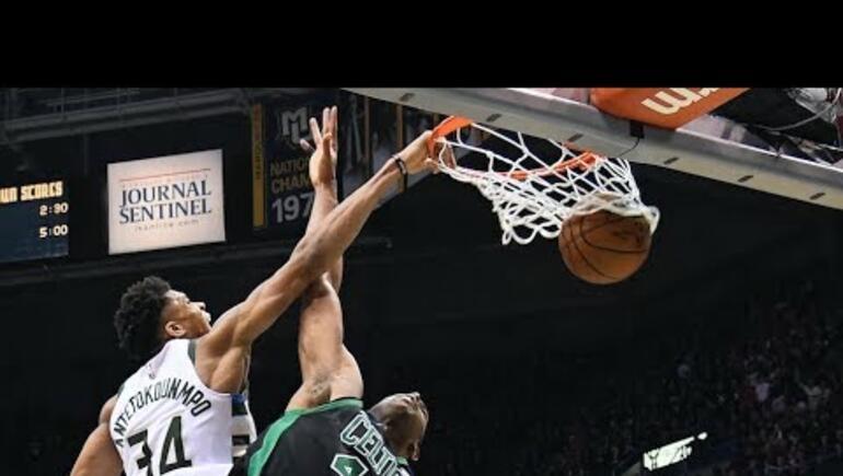 Highlights: Bucks 104, Celtics 102