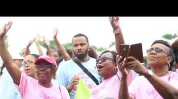 None - Cracker Barrel Sista Strut Breast Cancer Walk: Philadelphia 2017