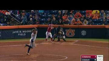 East Alabama Local News - Auburn wins series vs Alabama (Softball)