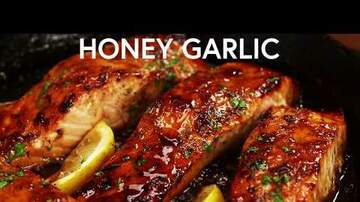 Nina Jackson - Recipe: Browned Butter Honey Garlic Salmon