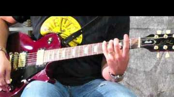 How To Play - How To Play Sweet Emotion By Aerosmith On Guitar Tutorial