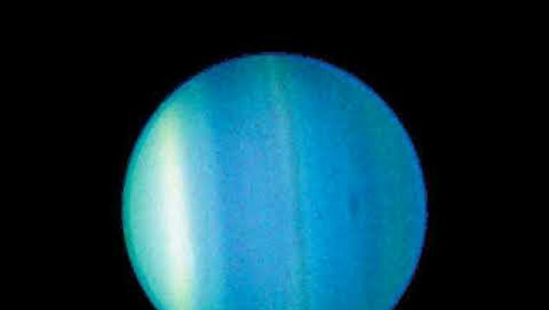 Study:  Uranus Is Actually A Giant Ball Of Farts Floating In Space