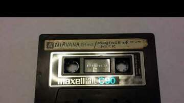 - NIRVANA: Vintage Tapes Released by Friend of Band