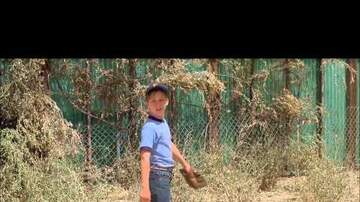 Jagger - The Milwaukee Brewers re-create scene from The Sandlot