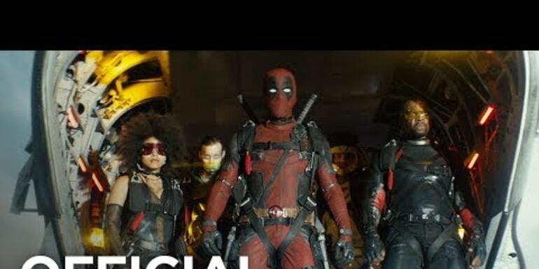 Ryan Reynolds Pokes Fun at Blake Lively in 'Deadpool 2' Trailer