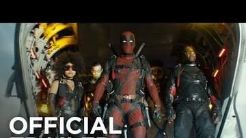 Logic MC - Deadpool 2 Trailer!!