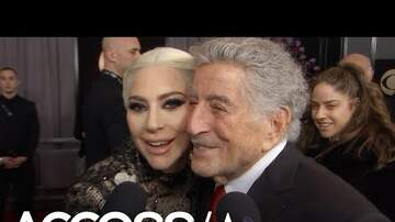 Kristy Knight - Gaga Interrupts Tony Bennett Interview & It's Good