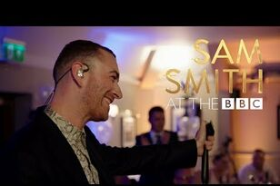 Sam Smith Surprises Newly Wed Couple On Wedding Day