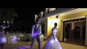 Blaise - Bride and Groom Pull Off an EPIC First Dance