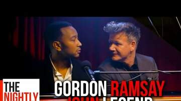Johnny Blaze - John Legend Sings Classic Gordon Ramsay Insults