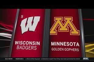 Video Highlights: Wisconsin 31, Minnesota 0