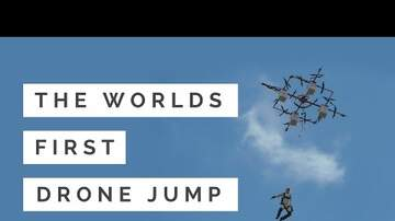 Jay Dylan - Would You Do This?  Skydive From A Drone?