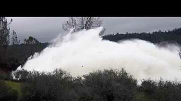 KFBK News - DWR Halts Flows Down Oroville Dam Spillway