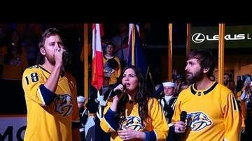Big D - Lady Antebellum's Anthem Flub