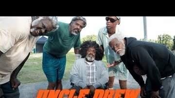 Crash - Kyrie Irving as Uncle Drew