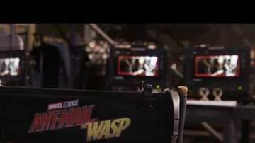 KEVIN AT THE MOVIES - Ant-Man and The Wasp - In Production