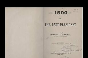 124-Year-Old Book Has Eerie Parallels to Present Day