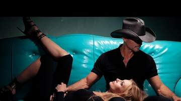 Woody Johnson - NEW Music Video for Tim McGraw and Faith Hill's Speak To A Girl