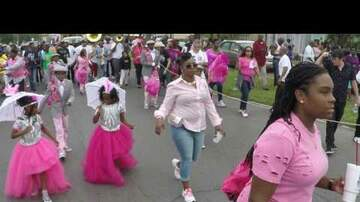LBJ - VIP Ladies and Kids Second Line Today