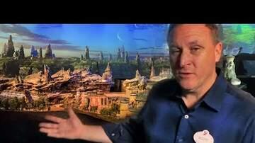 Dave Arlington - Ready to Visit Star Wars: Galaxy's Edge?
