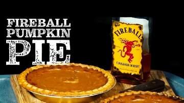 Jillian - #FireballFriday: Fireball Whiskey Pumpkin Pie