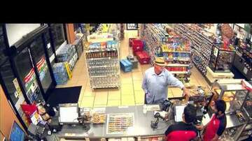 Trending Stories - Fake Gunmen Robs A Convenience Store