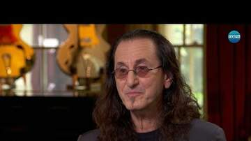 Ayo - Dan Rather interviews Geddy Lee. Awesome.