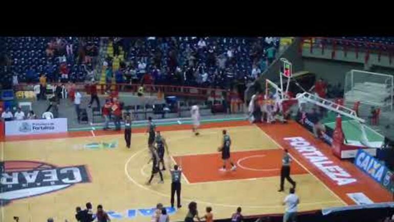 Amazing Game Winning Basketball Shot