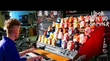 Josh Pinkman - Nightmare Furby Organ