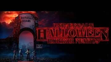 Karina - Stranger Things is Coming to HHN