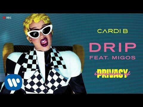 New Music Cardi B Ft Migos Drip Ashley Nics 103 5 Kiss Fm