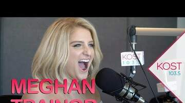 Celebrity Interviews - Meghan Trainor Is Back With No Excuses