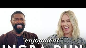 Nina Del Rio - Charlize Theron & David Oyelowo On African Slang