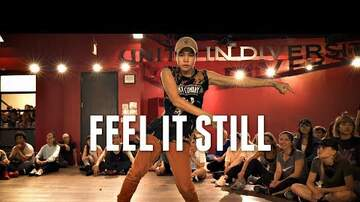 Shannen O - Feel It Still Choreography Will BLOW YOUR MIND